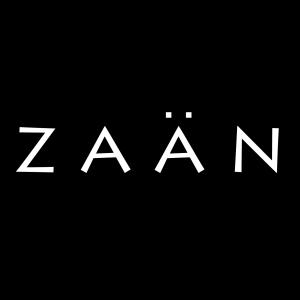 ZAAN logo blanc
